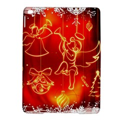 Christmas Widescreen Decoration iPad Air 2 Hardshell Cases