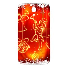 Christmas Widescreen Decoration Samsung Galaxy Mega I9200 Hardshell Back Case