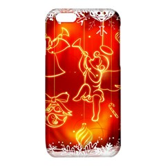 Christmas Widescreen Decoration iPhone 6/6S TPU Case