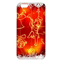 Christmas Widescreen Decoration iPhone 6 Plus/6S Plus TPU Case