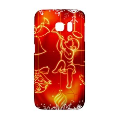 Christmas Widescreen Decoration Galaxy S6 Edge