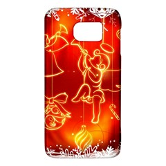 Christmas Widescreen Decoration Galaxy S6