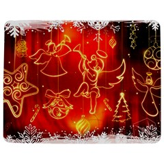 Christmas Widescreen Decoration Jigsaw Puzzle Photo Stand (Rectangular)