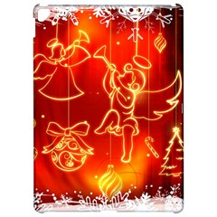 Christmas Widescreen Decoration Apple iPad Pro 12.9   Hardshell Case