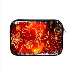 Christmas Widescreen Decoration Apple MacBook Pro 15  Zipper Case