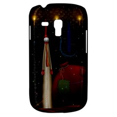 Christmas Xmas Bag Pattern Galaxy S3 Mini