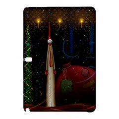 Christmas Xmas Bag Pattern Samsung Galaxy Tab Pro 12.2 Hardshell Case