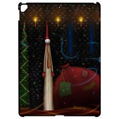 Christmas Xmas Bag Pattern Apple iPad Pro 12.9   Hardshell Case