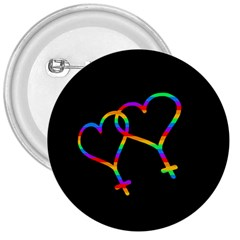 Love is love 3  Buttons
