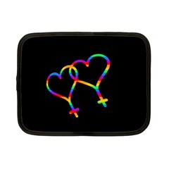 Love is love Netbook Case (Small)