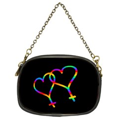 Love is love Chain Purses (One Side)