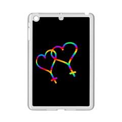 Love is love iPad Mini 2 Enamel Coated Cases