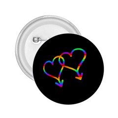 Love is love 2.25  Buttons