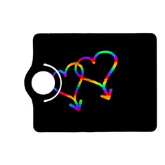Love is love Kindle Fire HD (2013) Flip 360 Case