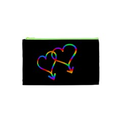 Love is love Cosmetic Bag (XS)