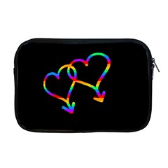 Love Is Love Apple Macbook Pro 17  Zipper Case
