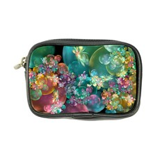 Butterflies, Bubbles, And Flowers Coin Purse