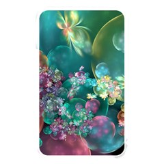 Butterflies, Bubbles, And Flowers Memory Card Reader