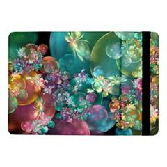 Butterflies, Bubbles, And Flowers Samsung Galaxy Tab Pro 10.1  Flip Case