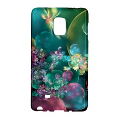 Butterflies, Bubbles, And Flowers Galaxy Note Edge