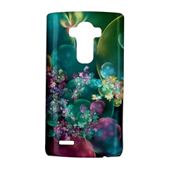 Butterflies, Bubbles, And Flowers LG G4 Hardshell Case