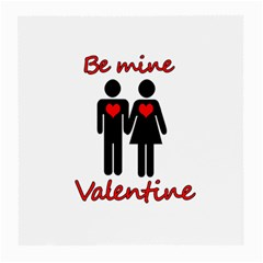 Be mine Valentine Medium Glasses Cloth