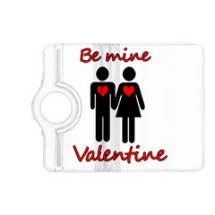 Be mine Valentine Kindle Fire HD (2013) Flip 360 Case