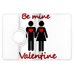 Be mine Valentine Kindle Fire HDX Flip 360 Case