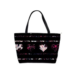 Elegant harts pattern Shoulder Handbags