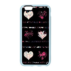Elegant harts pattern Apple Seamless iPhone 6/6S Case (Color)
