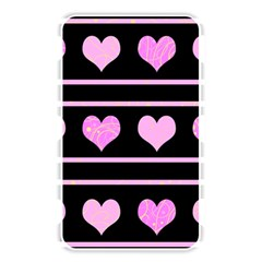 Pink harts pattern Memory Card Reader