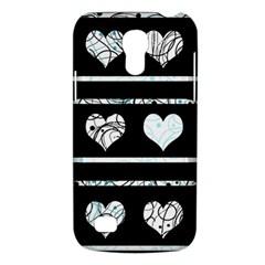 Elegant harts pattern Galaxy S4 Mini