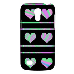 Pastel harts pattern Galaxy S4 Mini