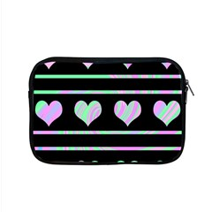 Pastel harts pattern Apple MacBook Pro 15  Zipper Case