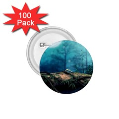 Fantasy nature  1.75  Buttons (100 pack)