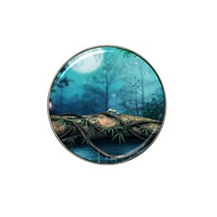 Fantasy nature  Hat Clip Ball Marker (4 pack)