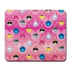 Alice In Wonderland Large Mousepads