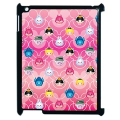 Alice In Wonderland Apple iPad 2 Case (Black)