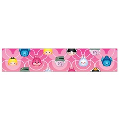 Alice In Wonderland Flano Scarf (Small)