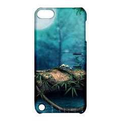 Mysterious fantasy nature  Apple iPod Touch 5 Hardshell Case with Stand