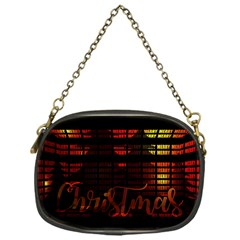 Christmas Advent Gloss Sparkle Chain Purses (One Side)