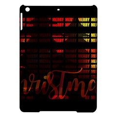 Christmas Advent Gloss Sparkle iPad Air Hardshell Cases