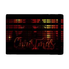 Christmas Advent Gloss Sparkle iPad Mini 2 Flip Cases
