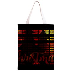 Christmas Advent Gloss Sparkle Classic Light Tote Bag