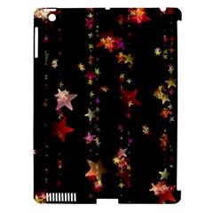 Christmas Star Advent Golden Apple iPad 3/4 Hardshell Case (Compatible with Smart Cover)