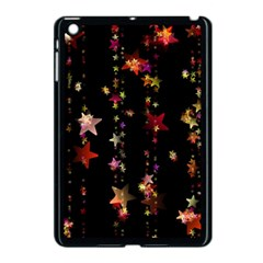 Christmas Star Advent Golden Apple iPad Mini Case (Black)