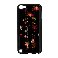 Christmas Star Advent Golden Apple iPod Touch 5 Case (Black)
