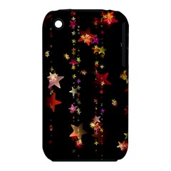 Christmas Star Advent Golden iPhone 3S/3GS