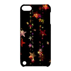 Christmas Star Advent Golden Apple iPod Touch 5 Hardshell Case with Stand