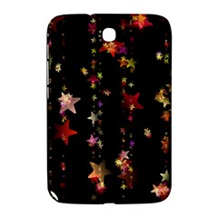 Christmas Star Advent Golden Samsung Galaxy Note 8.0 N5100 Hardshell Case